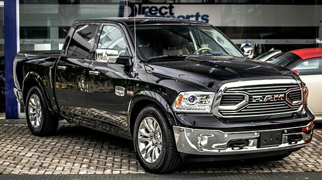 2016 Dodge Ram Review and Price