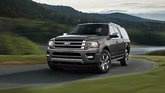 2016 Ford Expedition Design and Specs