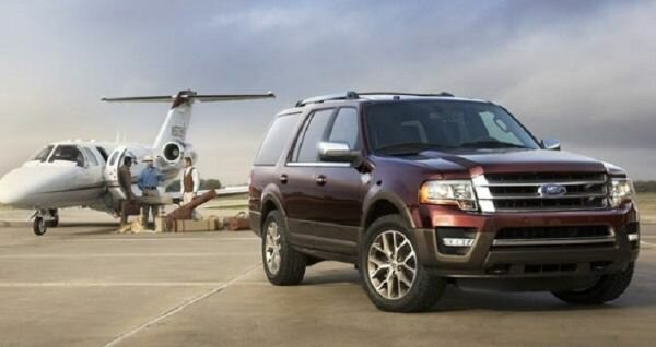 2016 Ford Expedition view
