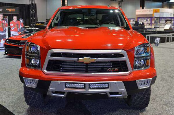 2018 chevrolet reaper. delighful 2018 because chevy put the sixspeed transmission in this model aside from  twowheel driving system there will be a version with an allwheel system to 2018 chevrolet reaper