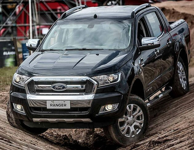 2017 Ford Ranger vs Nissan Frontier - Trucks Reviews 2019 2020