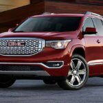 2017 GMC Acadia Review and Design