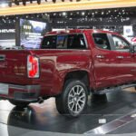 2017 GMC Canyon Concept and Price