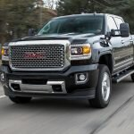 2017 GMC Sierra 2500 Heavy Duty