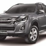 2017 Isuzu D-MAX Review And Exterior