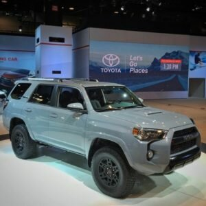 If We Would Make A Compeion Of Which Car Is Ger And Most Aggressive The New 2017 Toyota 4runner Trd Pro Will Be At Top List