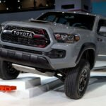 2017 Toyota Tacoma Review and Design