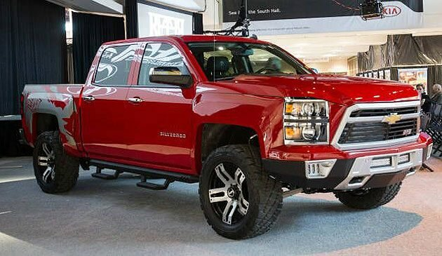 2018 Chevy Reaper