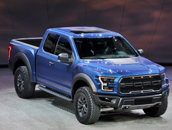 2018 Ford F150 SVT Raptor Review and Specs  Trucks Reviews 2017 2018