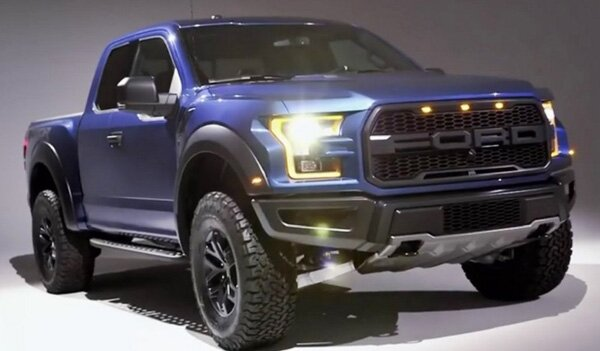 2018 Ford F-150 SVT Raptor Review and Specs - Trucks ...