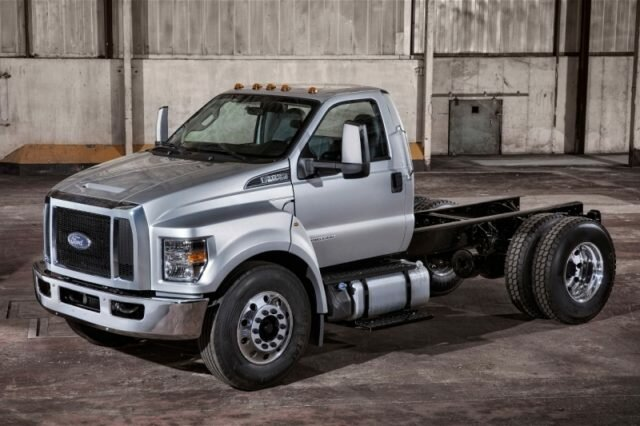 2018 Ford F-750 Review and Engine