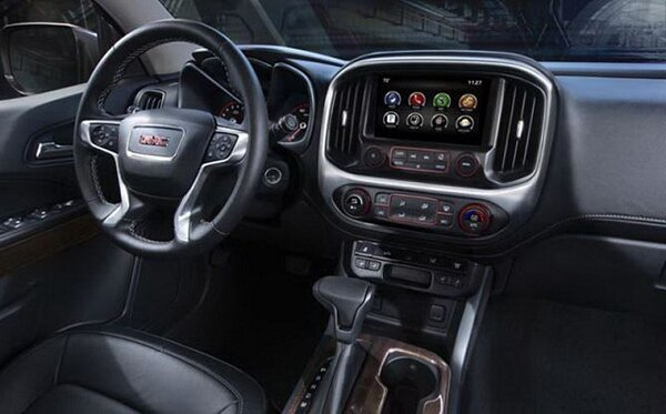 2018 GMC Canyon Review and Price - Trucks Reviews 2019 2020