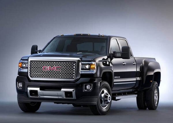 2018 Gmc Denali 3500hd Review And Mpg Trucks Reviews