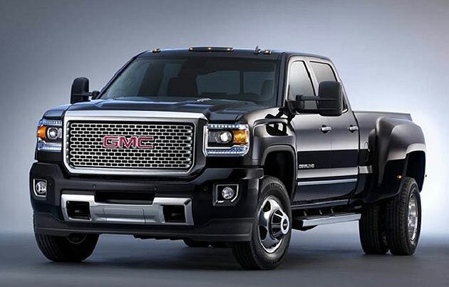 2018 GMC Sierra 2500 Heavy Duty