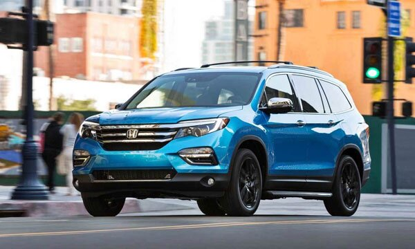 2018 Honda Pilot Release Date and Specs