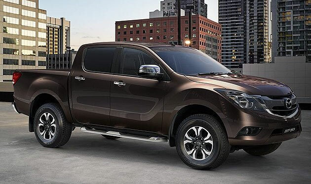 2018 Mazda BT-50 Review and Price
