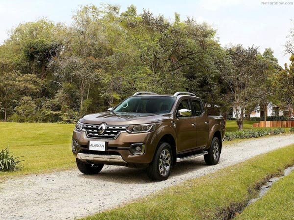 2018 Renault Alaskan – New Pickup Developed Jointly