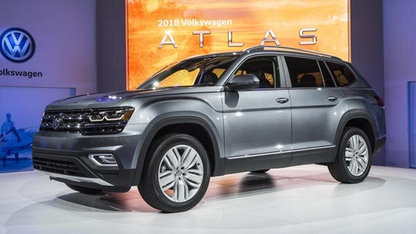 2018 VW Atlas Review – Three-row Crossover