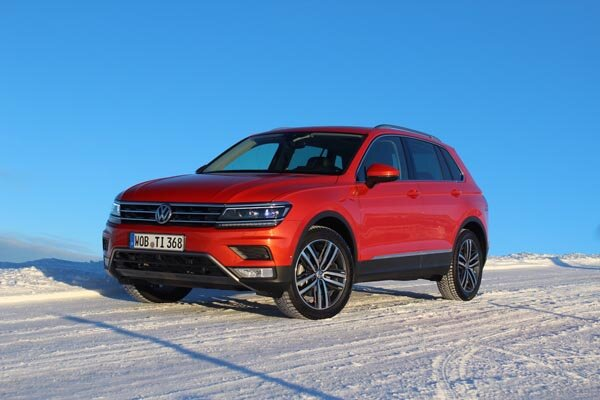 2018 VW Tiguan – Eight-Speed Automatic Transmission