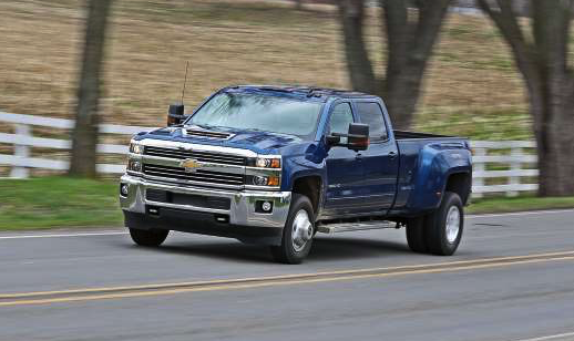 2019 Chevrolet Silverado 3500HD Review