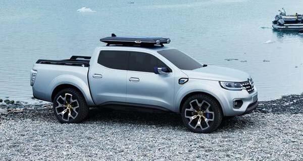2019 Renault Alaskan