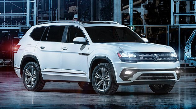 2019 VW Atlas – Design, Engine, Price