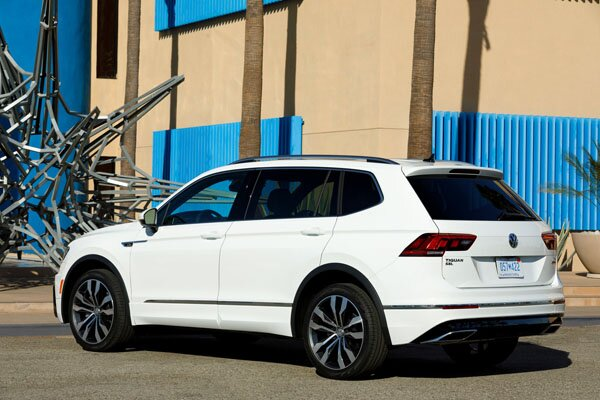 2021 Vw Tiguan R Line Release Date Price And Photos >> 2019 Volkswagen Tiguan R-Line Review, Price, Specs