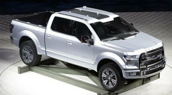 2020 Ford Atlas
