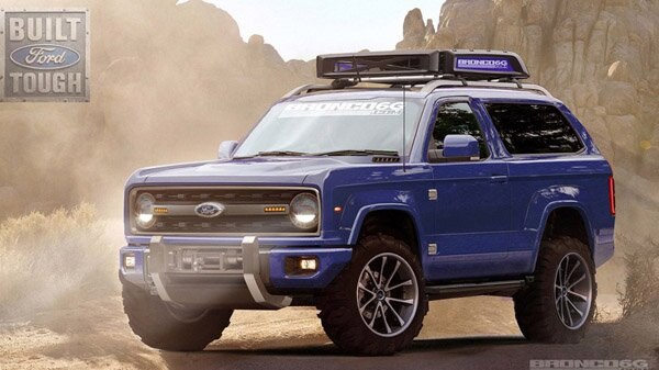 2020 Ford Bronco – What we know so far