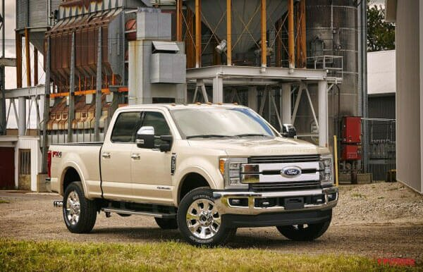 2020 Ford F-250
