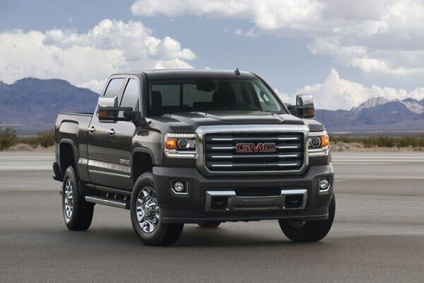 2020 GMC Denali 3500HD