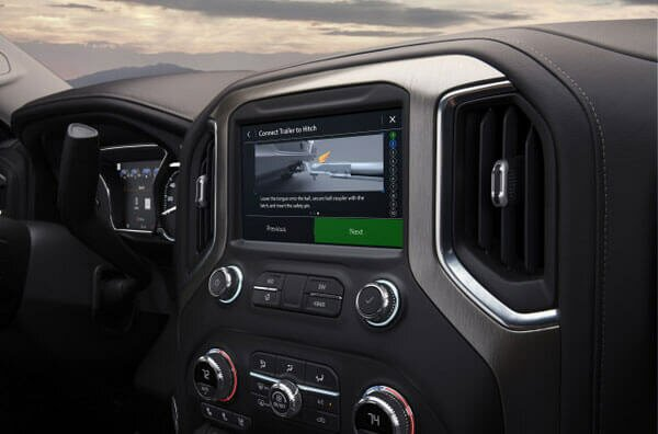 2020 GMC Sierra 2500 Heavy Duty interior