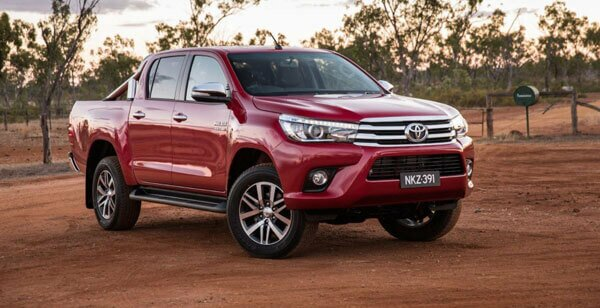 2020 Toyota Hilux featured