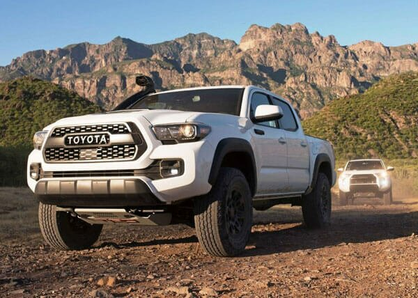 2020 Toyota Tacoma Diesel performance