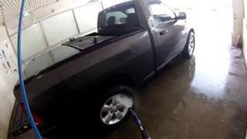 How To Wash Your Truck In Under 5 Minutes